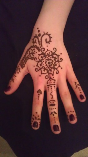 Henna by Frieda