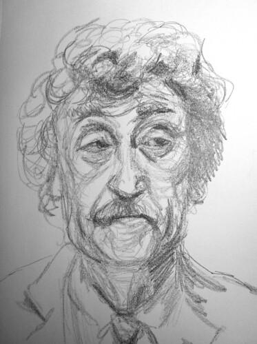Kurt Vonnegut by husdant