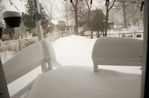 so, uh, snow