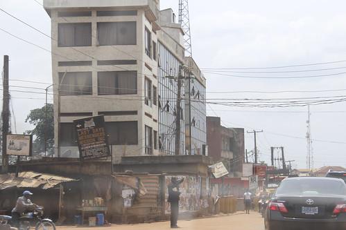 Nnewi Downtown, Anambra State Nigeria by Jujufilms