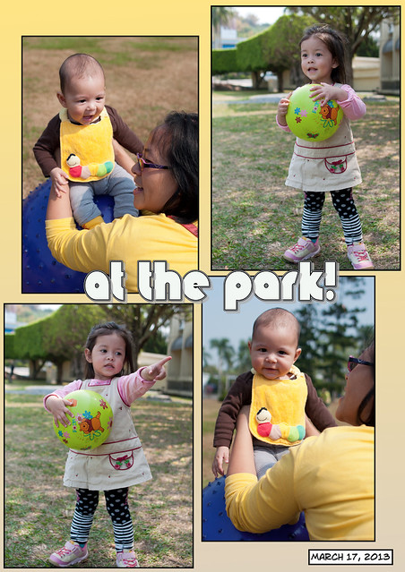 At Jhongsing Park