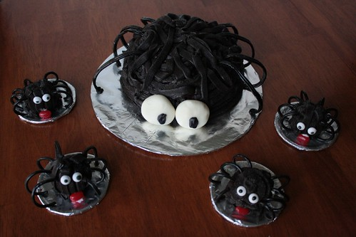 2012 10 Spider Cake (2)