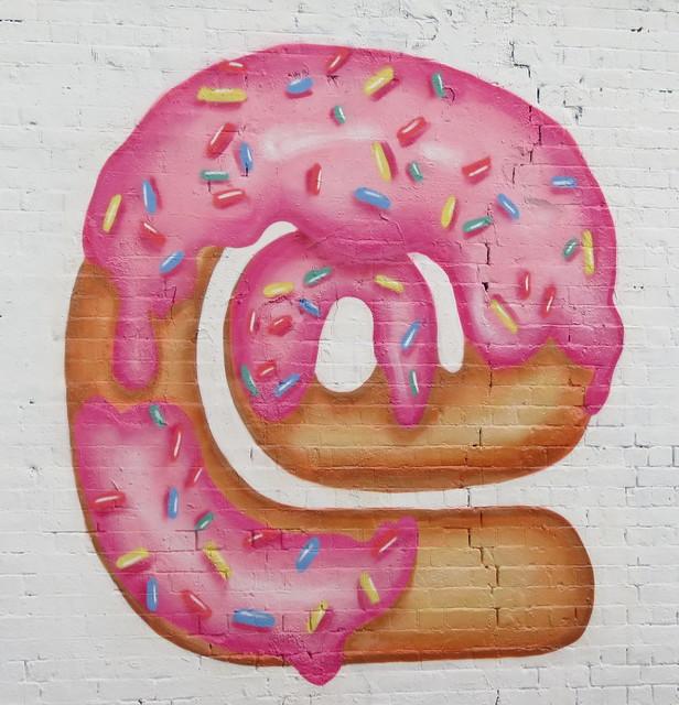 #thelatenightsalon #doughnats