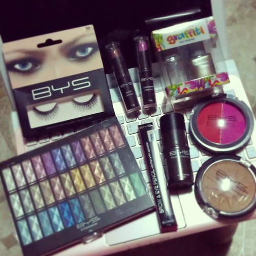 BYS Complete Cosmetic products from Australia