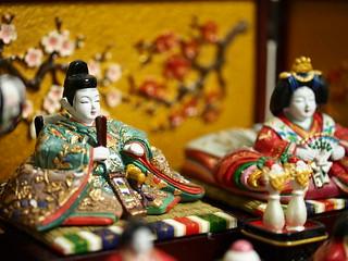 Japanease Doll Festival