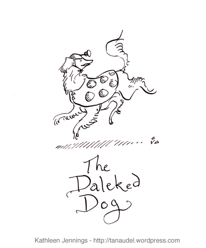 The Daleked Dog
