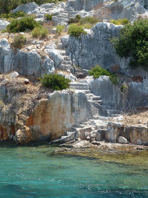 Turquie - jour 8 - Baie de Kekova - 75 - Apollonia