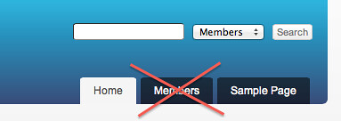 Remove members tab image
