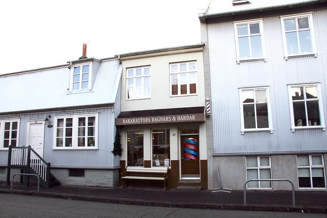 Reykjavík 18 jan rakari
