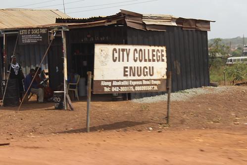 City College Enugu by Jujufilms