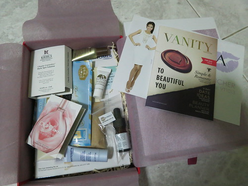 Singapore Lifestyle Blog, Singapore Lifestyle Blogger, Singapore Blogger, Singapore Blog, Singapore Beauty Blog, Singapore Beauty Blogger, Vanity Trove, January Vanity Trove, February Vanity Trove, nadnut