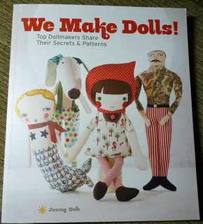 we make dolls cover