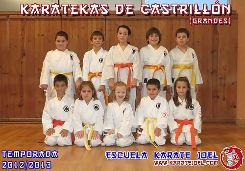 Karatekas de Castrillón (grandes)