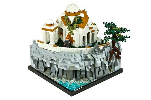 Cliffside Monastery