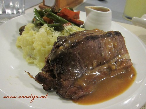 Grandmomma's roast beef