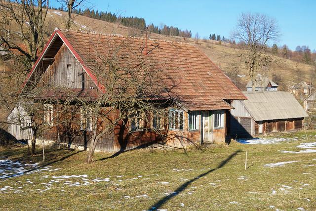 Carpathians, Ukraine