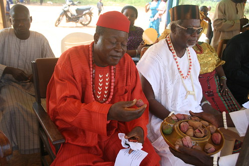 Kola Nut @ Igbo New Yam Festival by Jujufilms