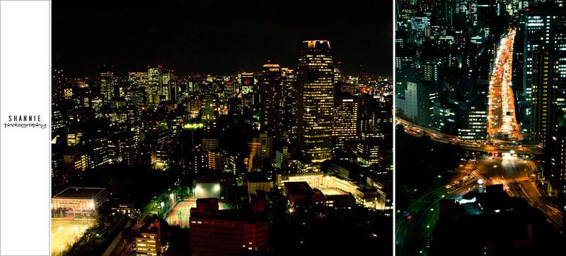 Tokyo Tower Night View 東京タワー