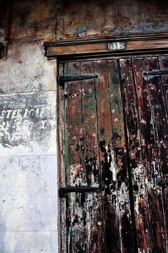 Rustic Door 1