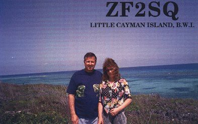 ZF2SQ - F11556 - Little Cayman Island - Iles Caïman by Yannick BARBIER