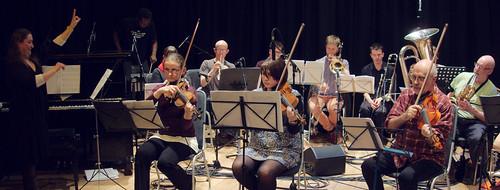 Juxtavoices + Bennett-Cole Orchestra