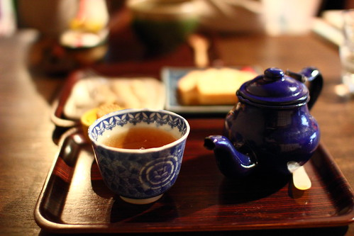 """cafe """"Jiboanjiyan"""" Yanaka, Tokyo"""