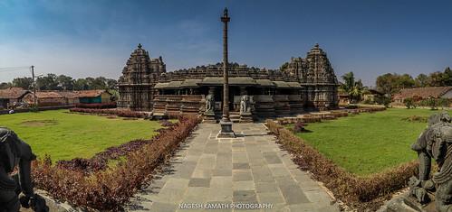 Veera Narayana Temple at Belavadi