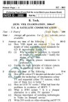 UPTU B.Tech Question Papers -EC-803 - T.V. & Satellite Communication
