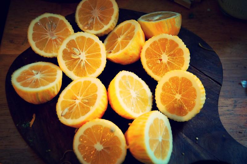 Lemons for Cake
