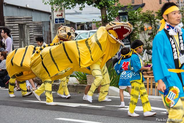 Festival Sansha Taisai de Hachinohe-45