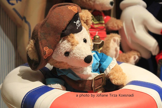 LA - disney california adventure - duffy - sailor - by jofiane