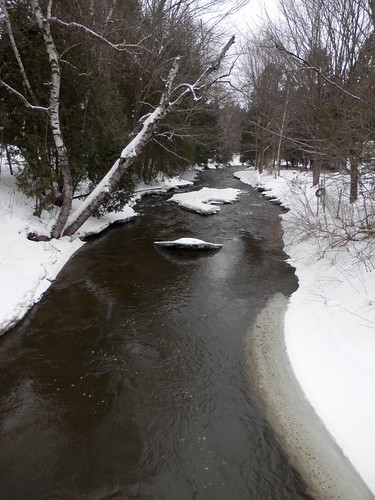 creek in February 2 by gnawledge wurker