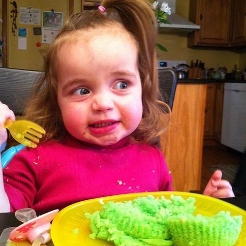 Birthday! #cupcake