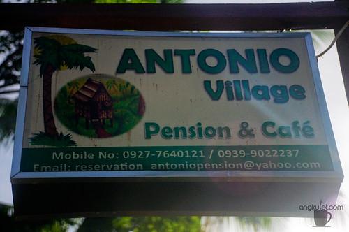 Antonio Village, Caalan, El Nido, Palawan