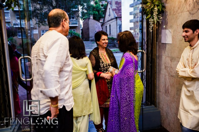 Natasha & Karim's Pithi | Parra Villa Function Lounge | Sydney Destination Indian Ismaili Wedding Photography