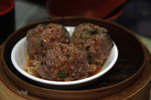 陳皮牛肉球 - Beef Balls with Dried Tangerine Peel
