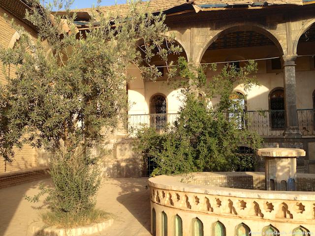 Building in Erbil Citadel