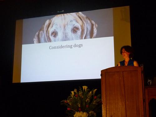 "Alexandra Horowitz, ""Considering Dogs"""