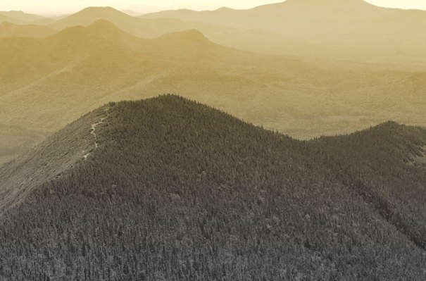 Mt Carrigain Signal Ridge Filtered 4