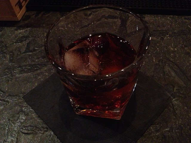 Bulleit manhattan - Tsunami