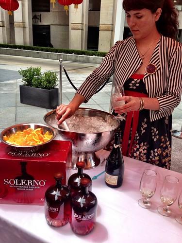 Solerno Brand Ambassador Jackie Patterson