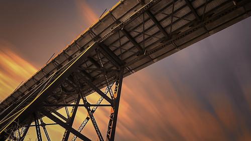 Fear upon the bridge.