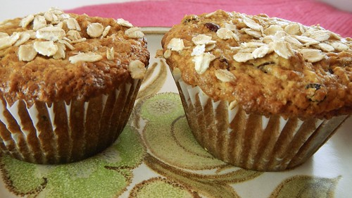 Fruity Oat Muffins 17