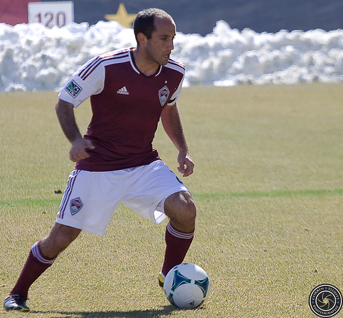 Nick Labrocca, Colorado Rapids vs Philadelphia Union 10 March 2013 by Corbin Elliott Photography