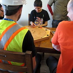 Crokinole Battle