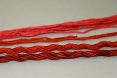 Dark Red Threads
