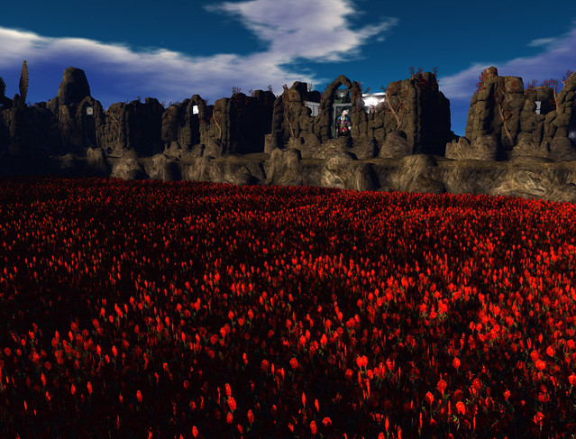 Crimson Fields