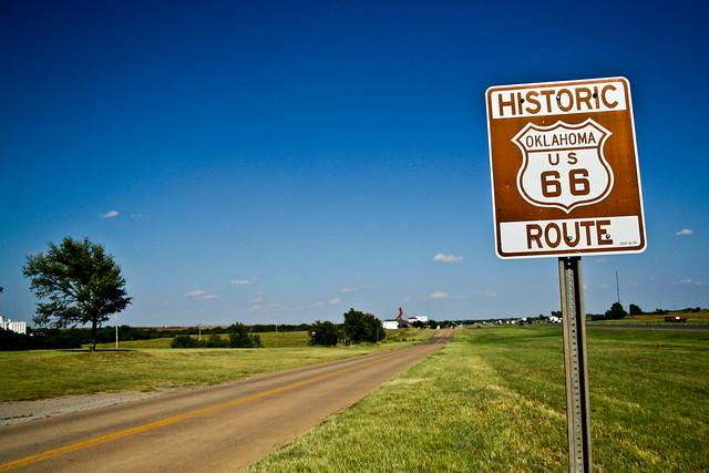 Historic Route 66 - OK