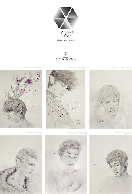 Neverland Series - EXO-M