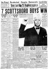 7 'Scottsboro Boys' Win: 1932